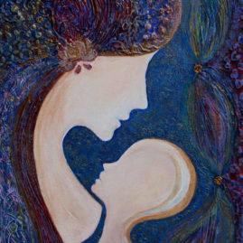 Póth-Vecsei Mária - Anyaság