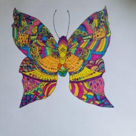Török Anna - Pillangó