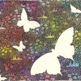 Matolcsi Ildikó - Pillangók
