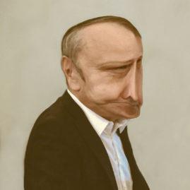 Mülhauser Walter Gábor - Szkeptikus férfi