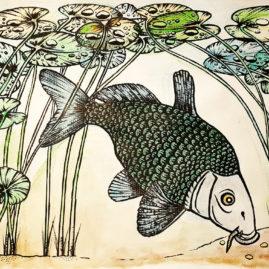 Kövesdi Kriszti - Waterlily